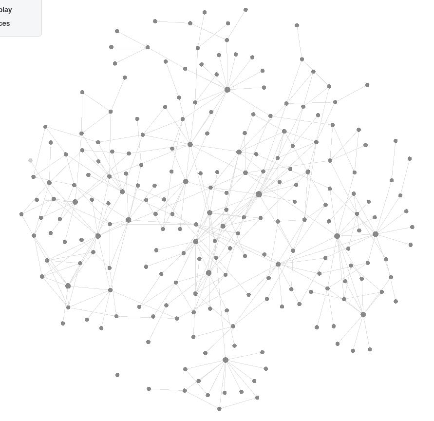 Graph Obsidian